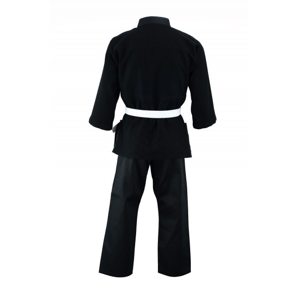 Kids Middleweight Judo Suit Black