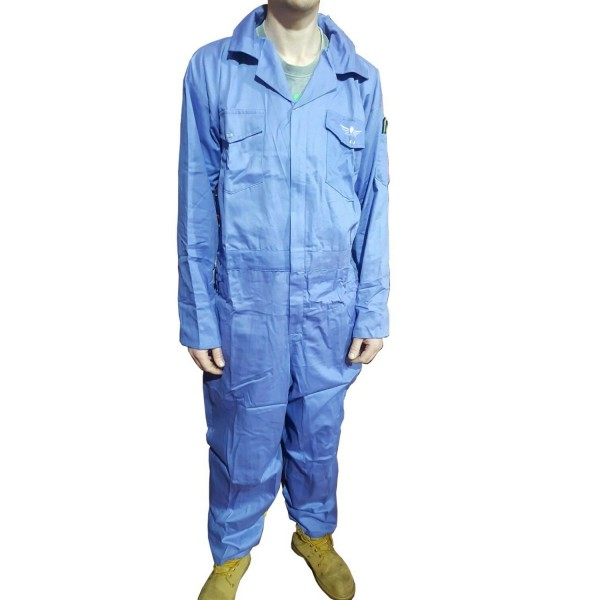 Men's Royal Boiler Suit Coveralls