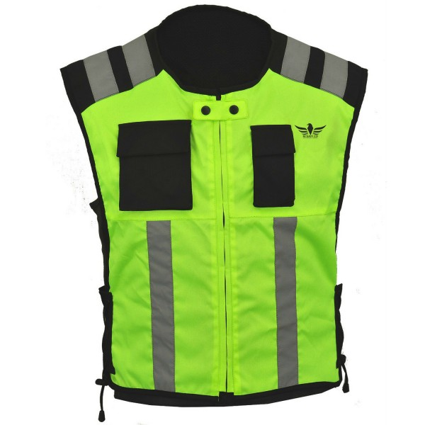 Motorbike Hi Vis Vest Safety Jacket