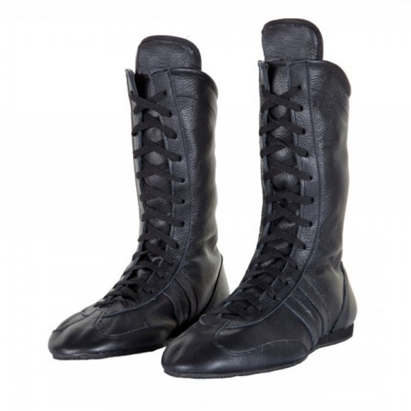 Leather Classic High Boxing Boot