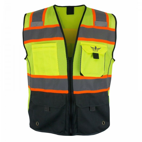 Deluxe High Visibility Vest